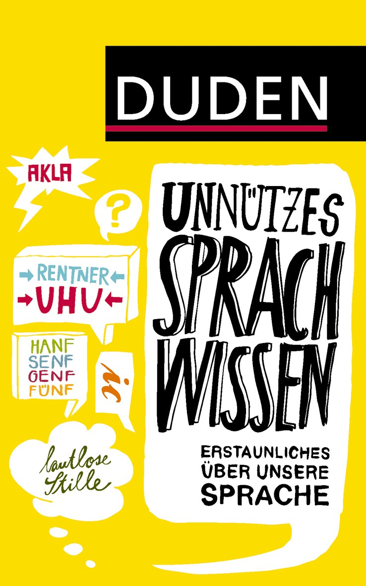 """Lektüre-Empfehlung von The Translation People: Dudens """"Unnützes Sprachwissen"""""""
